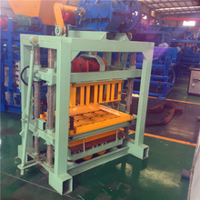 ZCJK QTJ4-40 second hand cement brick making machine
