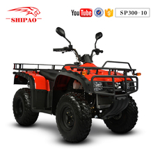 water cooled utility atv 300cc 4x4