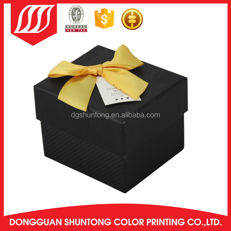 custom made cheap wholesale cardboard watch packaging box