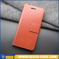 ~~wholesale~~premium stand&card holder&wallet leather flip phone case for iphone/samsung