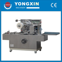CE Approved Automatic Wrapping Machine For Cleaning Product