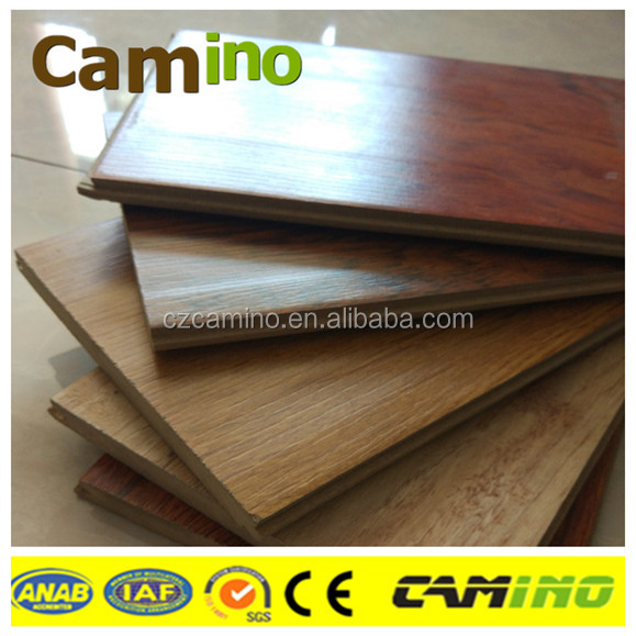 High quality German technology water proof Arc click 12mm HDF white oak laminate flooring