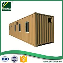 DESUMAN chinese supplier strong customized modified shipping container homes
