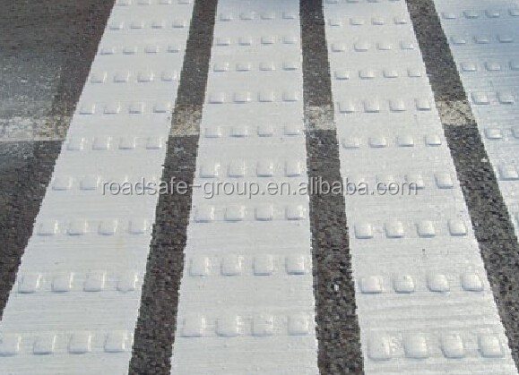 Reflective adhesive warning tape Road Marking Tape