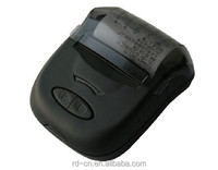 Rongda Battery Powered micro Portable/mobile/handheld Android Bluetooth Thermal Printer 58mm