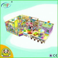 2014 new design kids modern indoor playground