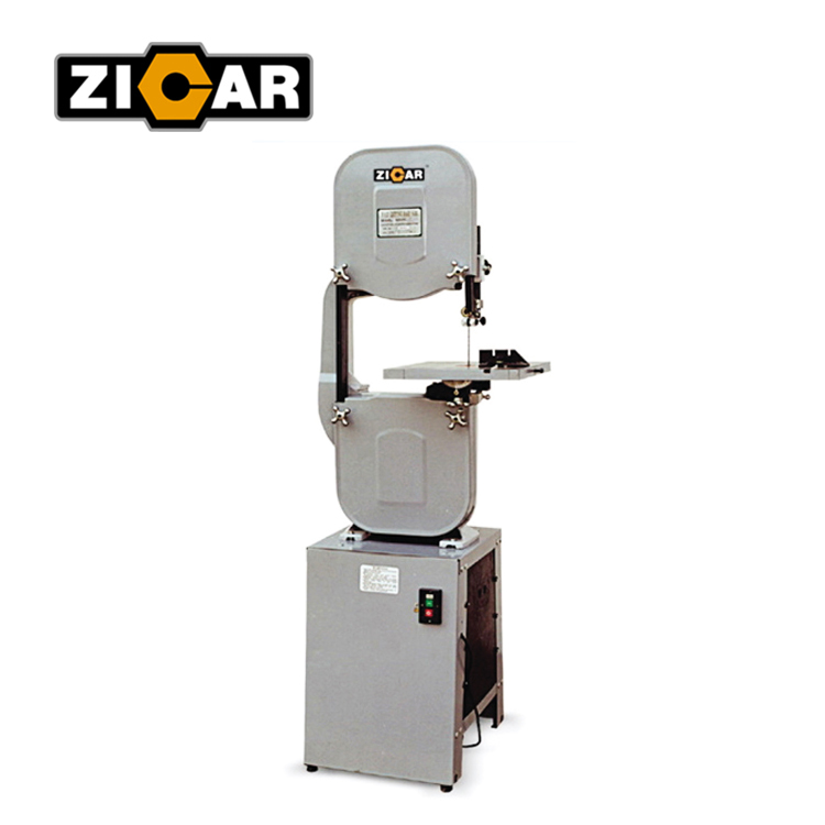ZICAR 2.3m blade portable wood band saw machine china band saw mill low price horizontal band saw