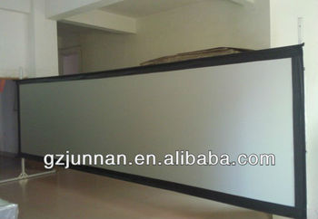 rear projection screen/outdoor rear projection screen