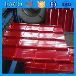 alibaba website corrugated sheet metal price with high quality