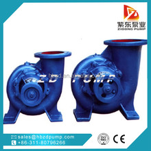high flow irrigation water pump