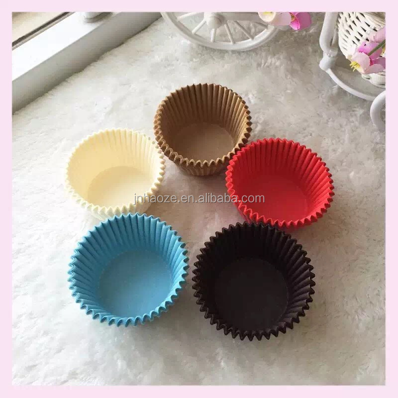Home Decoration Laser Cut Wrappers Cake Cup Wraps Wedding Birthday Hoilday Party Supplies cupcake wrapper with different color