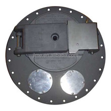 C801A-460, 16'' Tank Truck Manhole Covers, fuel tanker with2 holes