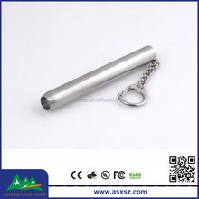 Stainless Steel 395nm LED UV Flashlight