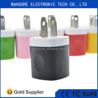 5v-1000mA mini usb charger for iphone 6 usb wall charger for iphone 6 charger