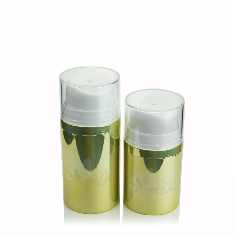 30/50/100ml Plastic airless jar