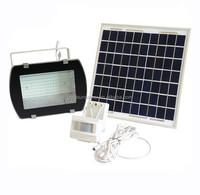 10W 54d solar led light for outdoors