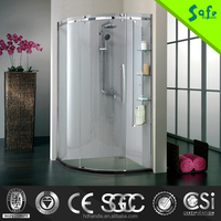 new design stainless steel frameless shower cabin shower enclosure