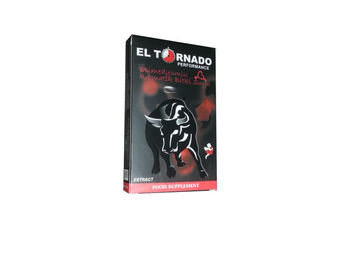 EL TORNADO PERFORMANCE Herbal Liquid Extract