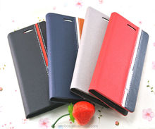 Handy diary style leather flip open flip case wallet pouch case for Wiko Sublim