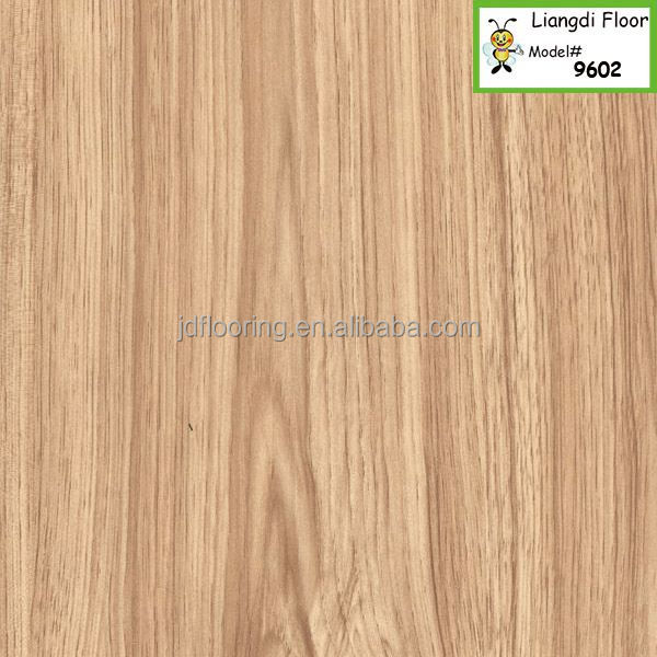 7mm 8mm beech timber wood flooring laminated sold to India