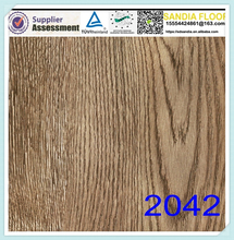 AC3 AC4 12MM V Groove EIR Laminate Flooring / AC4 Wood Emboss Laminate Flooring