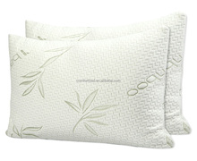 New Design Shredded Memory Foam Pillow with Bamboo Fabric Cover