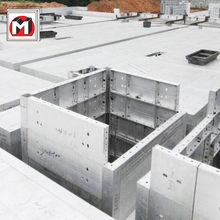 CE certification customized reusable concrete wall formwork construction materials