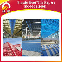 China Manufacturer waterproof material monier villa roof tile for construction