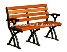 Leisure Wooden Backyard Bench Chair