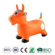 ASTM F963 standard pvc inflatable animal hopper