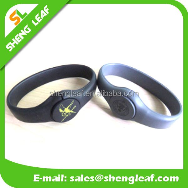 New design silicone wristband usb flash drive