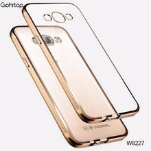 Phone Accessories Mobile TPU Soft Phone Case for Samsung Galaxy S8 New Products