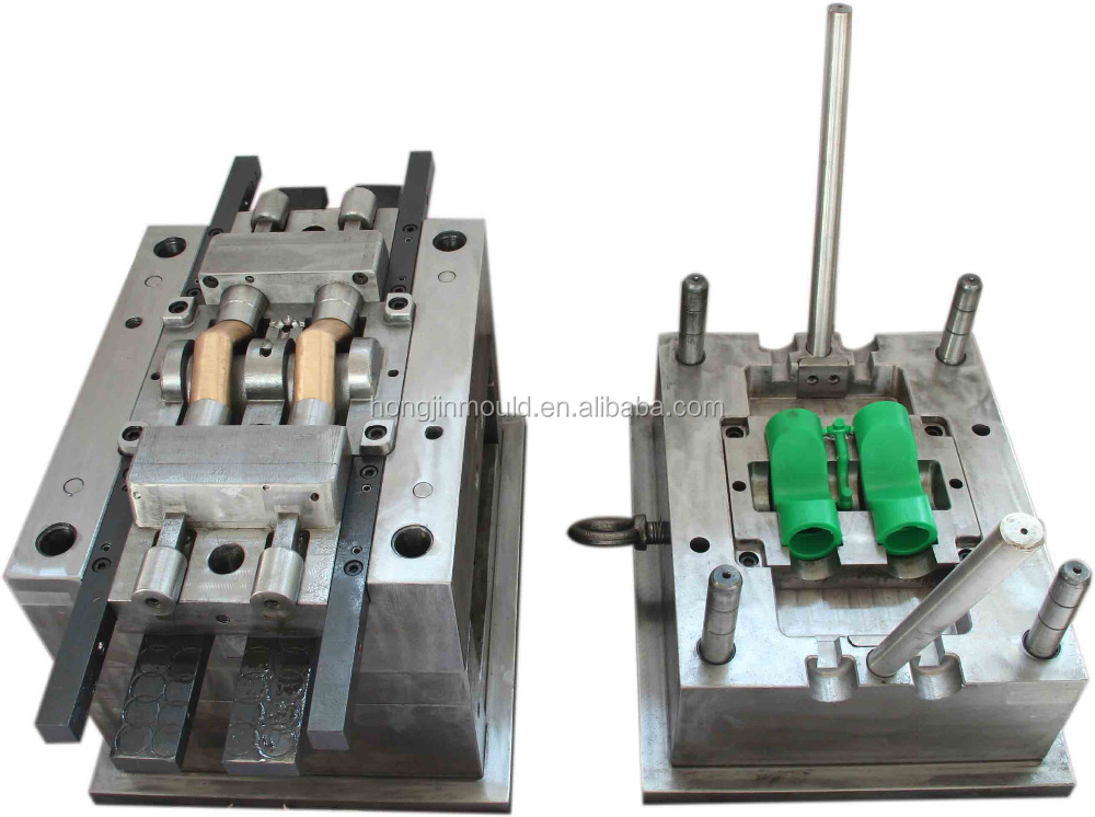 Plastic pipe fitting mould PPRC Over Bend Mould plastic injection mould