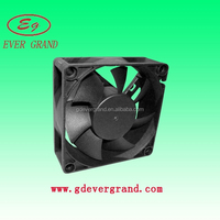 70mm 70x70x25mm 7025 12v 24v small dc brushless computer cpu axial fan 5v (ED7025S(B)12H) 12v micro mini powerful air cooler