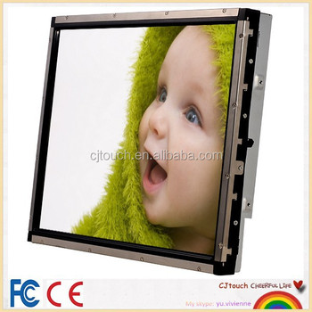 "[8-32""] Alibaba China monitor,ELO 15 / 17 / 19 inch open frame touch screen monitor,Like ElO 1939L,ElO 1739L"