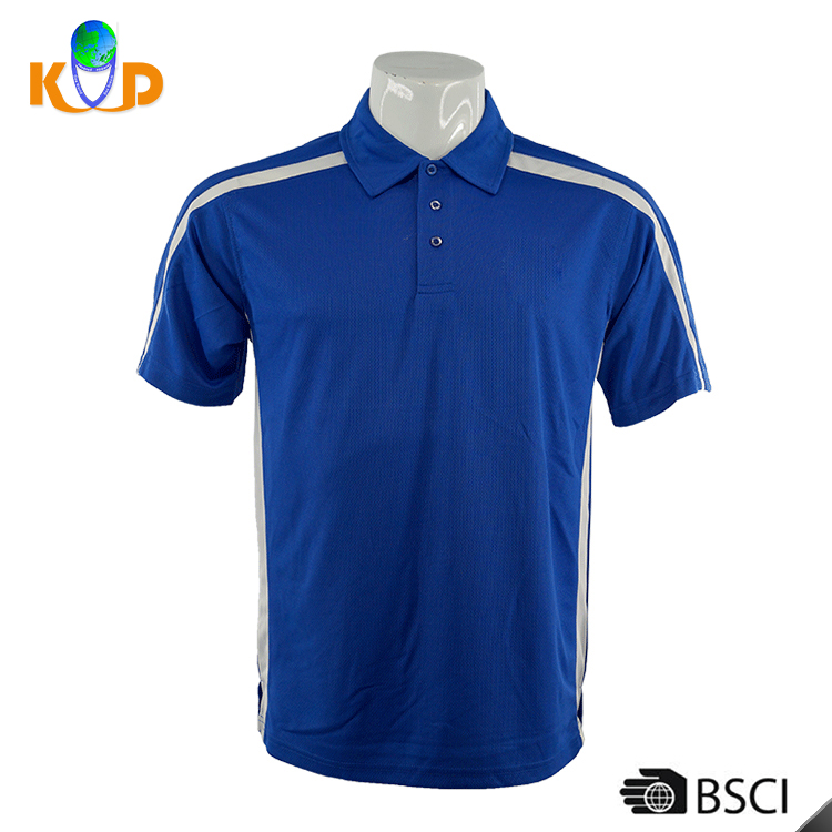 Guangzhou garments supply men basketball polo t shirt