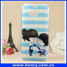 Factory hot selling for htc m8 mini smart case