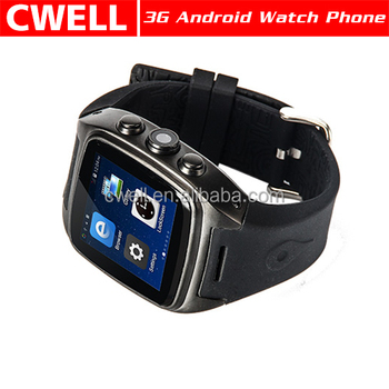 newest smart X01 3G wifi smart watch