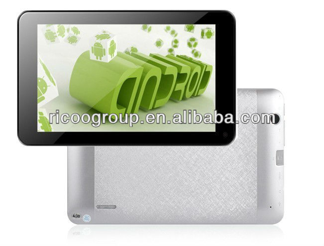 2013 New Products Best Selling Cheap Tablet 7inch Wholesale VIA8880 Dual Core 7 Inch Tablet With WIFI HDMI External 3G