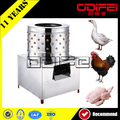 high quality poultry quail chicken ODF-N50 plucker depilator feather remove machine for slaughteringequipment