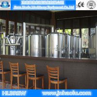 2000L commercial beer making system,large beer manufacturing equipment,20BBL beer fermenting equipment for sale