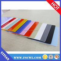 Factory wholesale Vacuum forming 10mm thick ABS plastic sheet