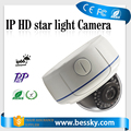 2.8-12mm Manual Zoom lens HI3516D+291 night vision cctv camera 2.0 megapixel color star light ip camera in China