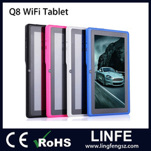 China Factory 7 Inch Tablet Touch Screen Android Tablet 4GB Ram Quad Core Tablet Android