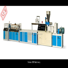 Good Quality WPC Foam Board Production Line Composite Wood Plastic Extruder Machine