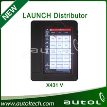 Newest Original Launch X431 V X431 from Launch company update online with Full Diagnose Function support Wifi&Bluetooth