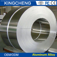 Popular hot sale thin aluminum decorative strips/roll/coil 6061