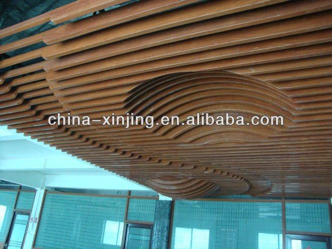 Falso techo de aluminio decorativo especial azulejos de - Falso techo decorativo ...