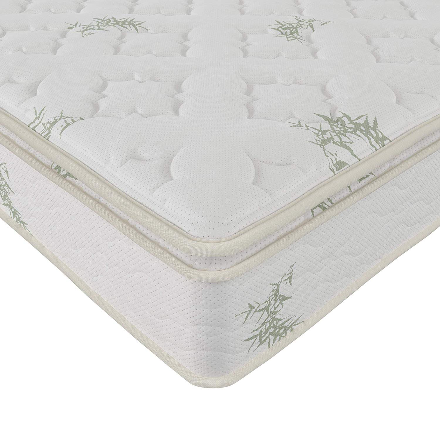 Customized Color Color and Eco-Friendly Bamboo fabric pillow top gel infused memory foam pocket spring hybrid mattress - Jozy Mattress   Jozy.net