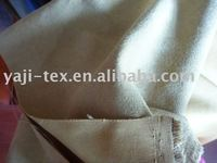 polyester apparel SUEDE fabric
